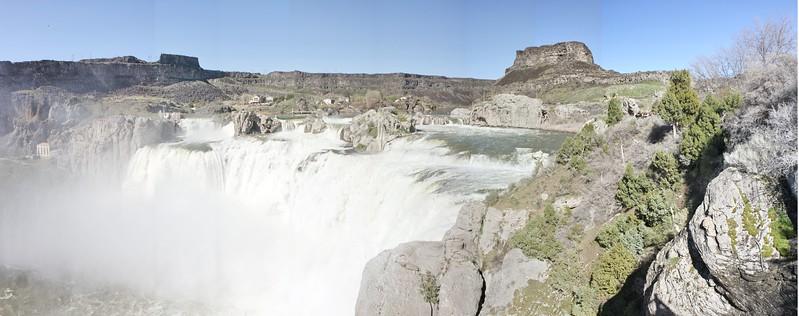 Shosohne Falls, ID