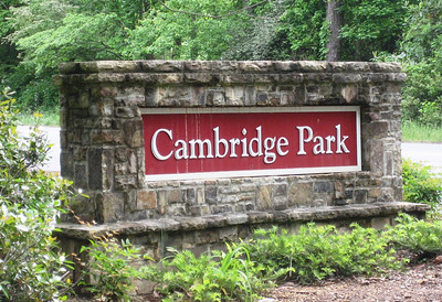 Cambridge Park Atlanta GA