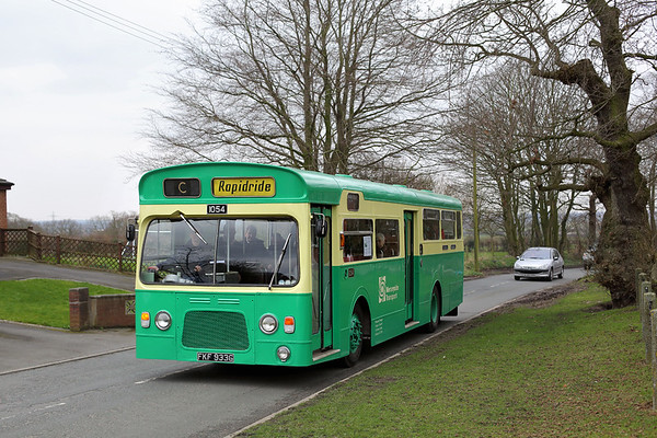 14th March 2015: MTT Burscough Running Day