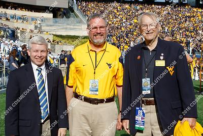 WVU vs Kansas State - October 1, 2016