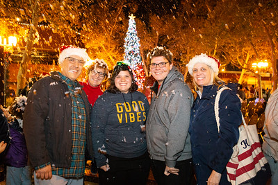 Holiday Tree Lighting - December 7, 2018