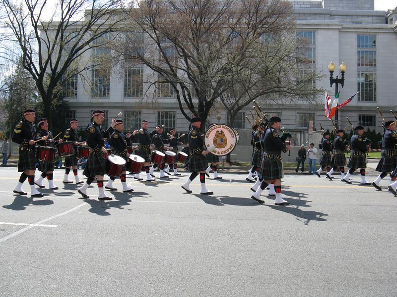 Savannah & DC Parade (March 2008) 348