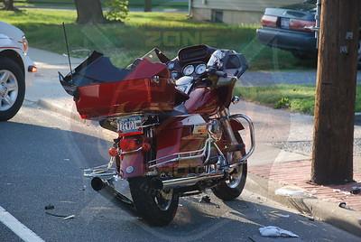 Farmingdale F.D. Motorcylce MVA W/ Medivac 807 Fulton St. 5/13/09