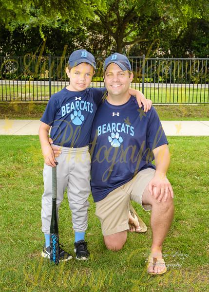 1B Bearcats Blue - TYNYMCA Baseball Spring 2016