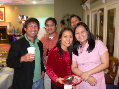 March 2005 Birthday Celebrants' Party