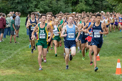 2018-09-22 -- Strongsville Vertical Runner Cross Country Invitational