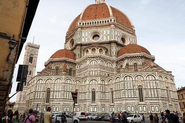 9/19/2015  - Florence - Uffizi Gallery Museum - Volterra
