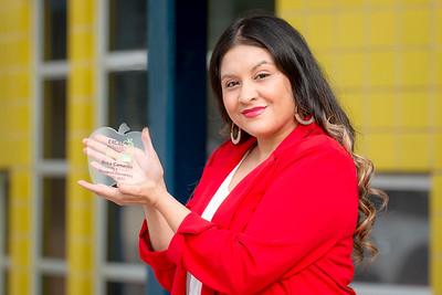 Teacher of the Year  ⭐️ Ms. Erica Camarillo