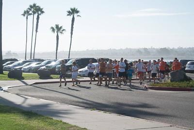 Mission Beach Run