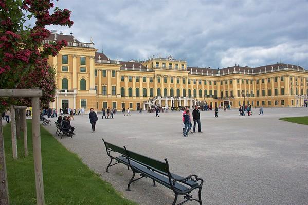20160515 Österreich, Wien Schönbrunn