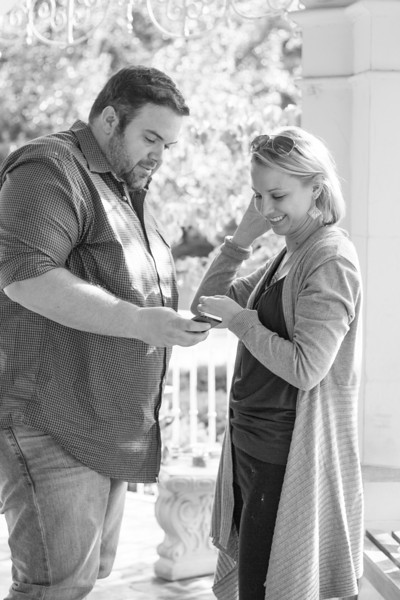 Palmer and Jenna: The Proposal