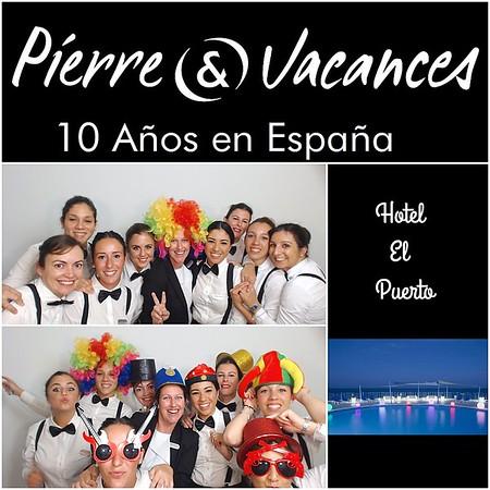 Aniversario Hotel El Puerto