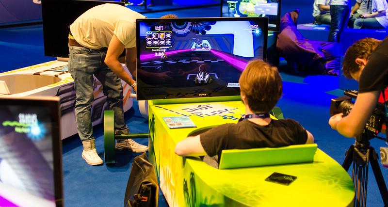 LBP Kart @ Gamescom 2012