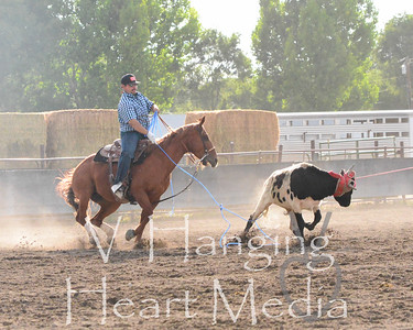 Steele's ACTRA Team Roping - July 18, 2020