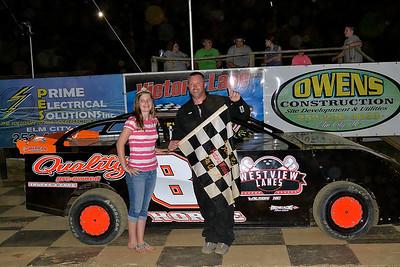 County Line Raceway August 13, 2016