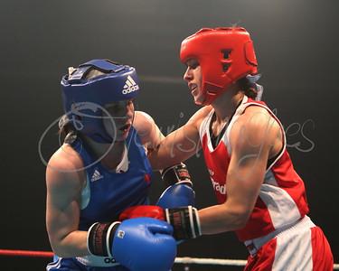 Mandy Bujold(Can) vs Ashley Brace(Wales)