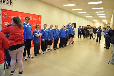 York Floor Hockey Team Photo