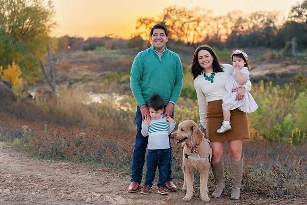 Garcia Family Fall 2020