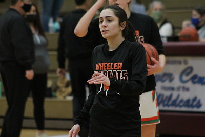 GIRLS BASKETBALL Hanover Wildcat Winter Classic Game 3 2020