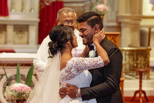 Sukki and Brian - Wedding