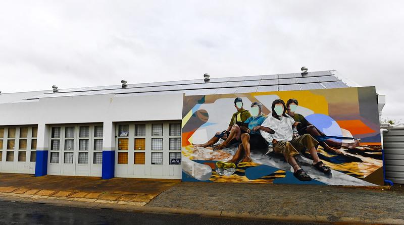 Street Art, Tumby Bay SA