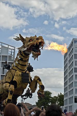 Long Ma, le cheval-dragon sino-nantais