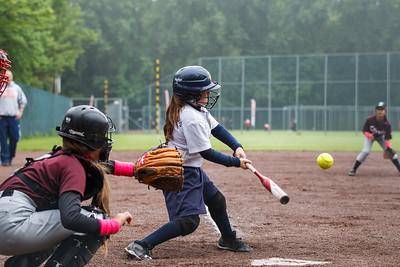 Jeugdwedstrijden Softball
