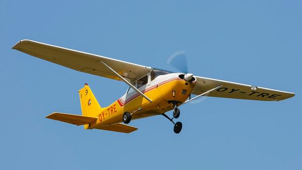 OY-TRE - Reims Cessna F172E Skyhawk