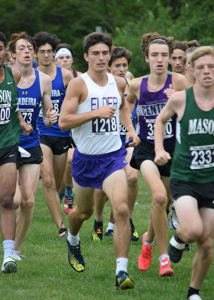 2019 Varsity Cross Country at Mason Invitational