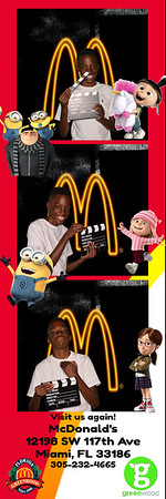 McD's ReOpening