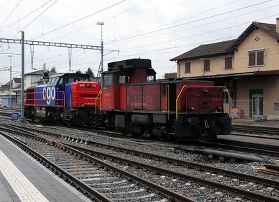 SBB class 831
