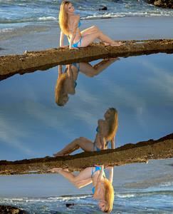 Escher Reflections Photograph