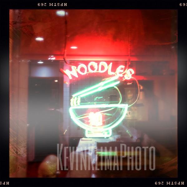 Neon Noodles