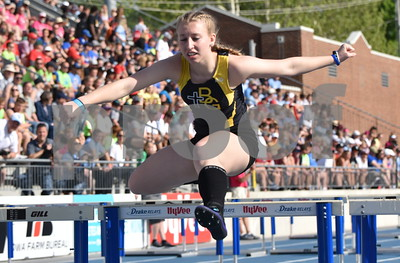 2018 State Track and Field Thursday