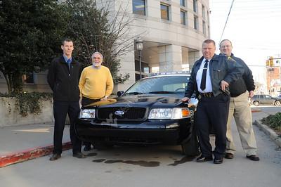 26687 Dr. Elmes, Mr. Roedl, Chief Roberts & Chief Scott Environmental Portrait