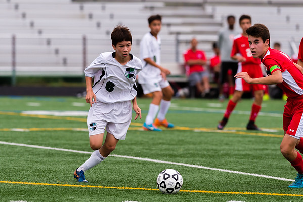Atholton JV vs Centennial - 9/29/2015