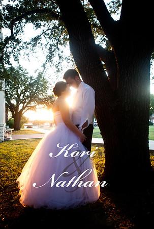 Kori and Nathan Book