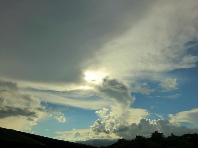 Sky over Ruom Chok