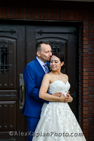 Wedding at Cucina Calandra, Fairfield NJ by Alex Kaplan Photo Video Photobooth