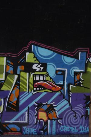 Graffetti: Art or Trash??