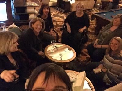 An Evening at the Arctic Bar -  thanks to Susan C