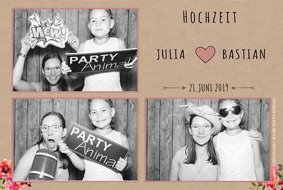 Julia & Bastian