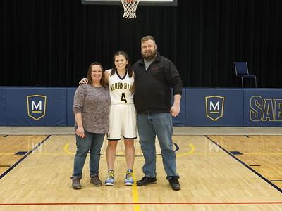 Academy Basketball Parents Night 2020-21
