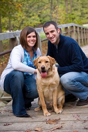 Amanda, Ryan, & Kilo
