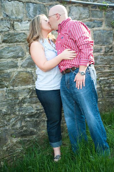 Engagement Toni and Jeremy