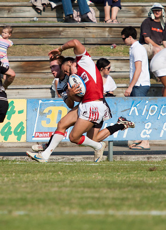 Redcliffe Dolphins VS Tweed Seagulls