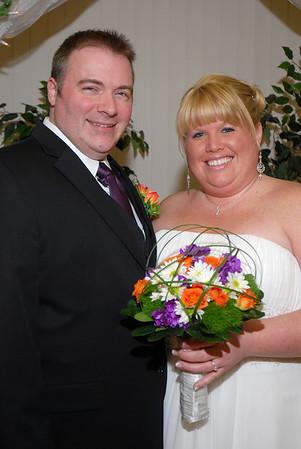 Tim and Michelle Wedding