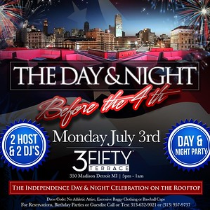 3 Fifty Terrace 7-3-17 Monday