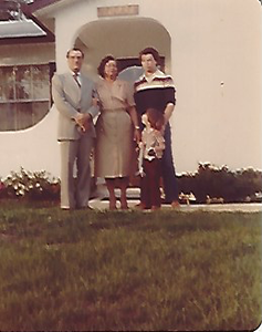 Norman, Carmen, Michael Babin with Kenny at Arbor Ridge, Orlando, Florida .png
