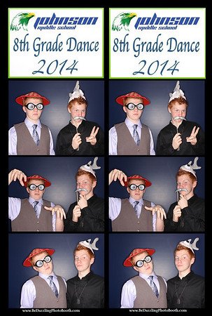 Lady Bird 8th Grade Dance 5-30-2014